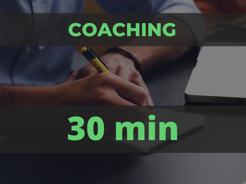 30 min coaching inkomstguiden vid till exempel sparande i aktier